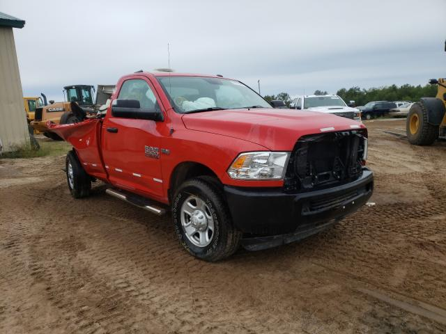 Salvage cars for sale from Copart Kincheloe, MI: 2017 Dodge RAM 2500 ST