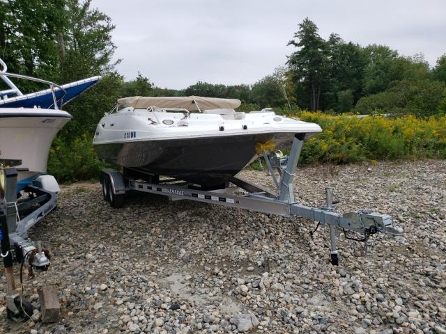 Godfrey salvage cars for sale: 2019 Godfrey Boat With Trailer