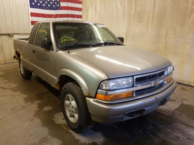 Chevrolet S Truck S1 salvage cars for sale: 2000 Chevrolet S Truck S1