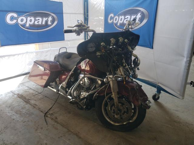 Salvage cars for sale from Copart Fort Wayne, IN: 2008 Harley-Davidson Flht