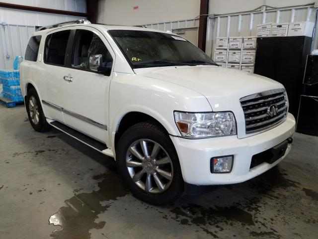 Infiniti QX56 salvage cars for sale: 2008 Infiniti QX56