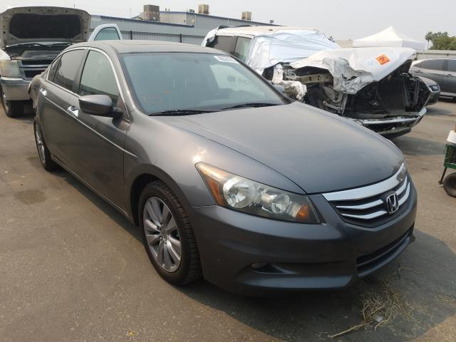 Salvage cars for sale from Copart Bakersfield, CA: 2011 Honda Accord EXL
