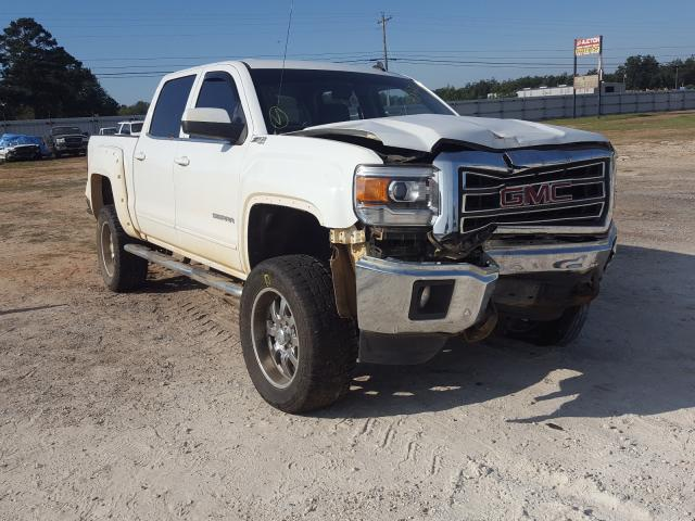 Salvage cars for sale from Copart Newton, AL: 2014 GMC Sierra K15