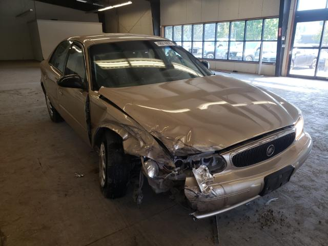 Buick Century CU,Century LI,Century LT,Century SP salvage cars for sale: 2004 Buick Century CU