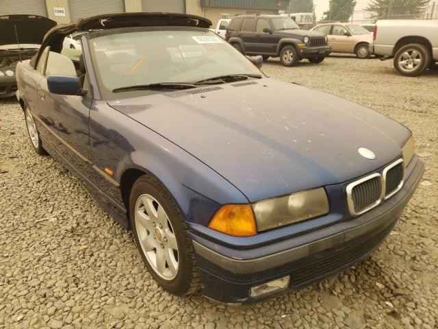 BMW salvage cars for sale: 1997 BMW 328 IC AUT
