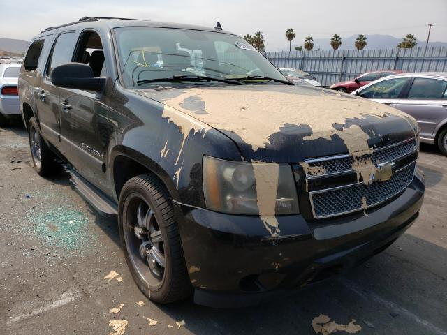 Salvage cars for sale from Copart Colton, CA: 2007 Chevrolet Suburban C