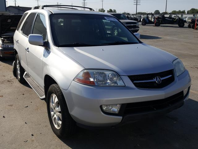 Salvage cars for sale from Copart Nampa, ID: 2003 Acura MDX Touring