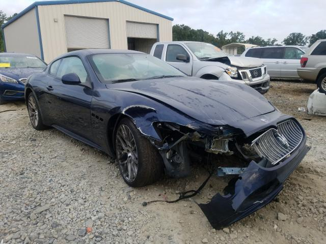 Maserati salvage cars for sale: 2012 Maserati Granturismo