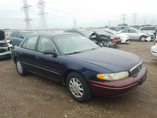 Buick Century CU,Century LI,Century LT,Century SP salvage cars for sale: 2000 Buick Century CU