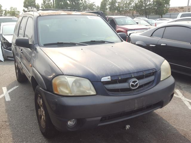 Mazda salvage cars for sale: 2003 Mazda Tribute LX
