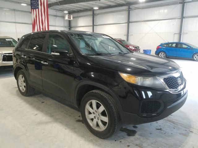Salvage cars for sale from Copart Greenwood, NE: 2011 KIA Sorento BA