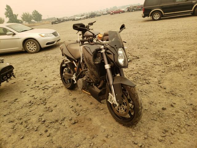 KTM salvage cars for sale: 2008 KTM 990 Super
