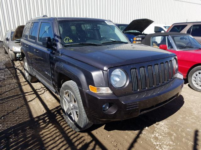 Jeep salvage cars for sale: 2016 Jeep Patriot