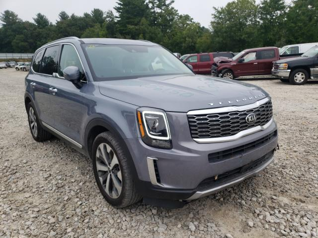 KIA Telluride salvage cars for sale: 2020 KIA Telluride