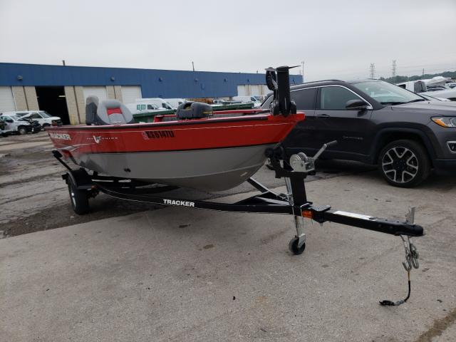 Tracker salvage cars for sale: 2014 Tracker Boat
