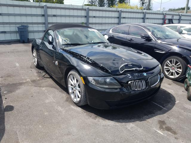 BMW Vehiculos salvage en venta: 2008 BMW Z4 3.0