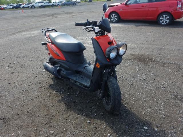Yamaha salvage cars for sale: 2014 Yamaha YW50 F