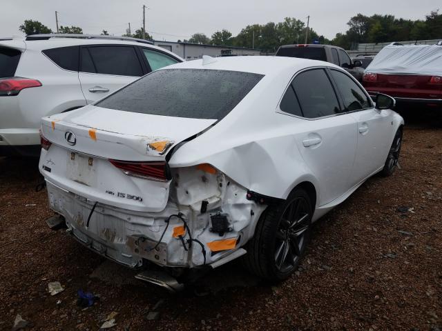 2017 Lexus IS | Vin: JTHCM1D26H5024674
