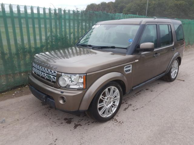LAND ROVER DISCOVERY - 2011 rok