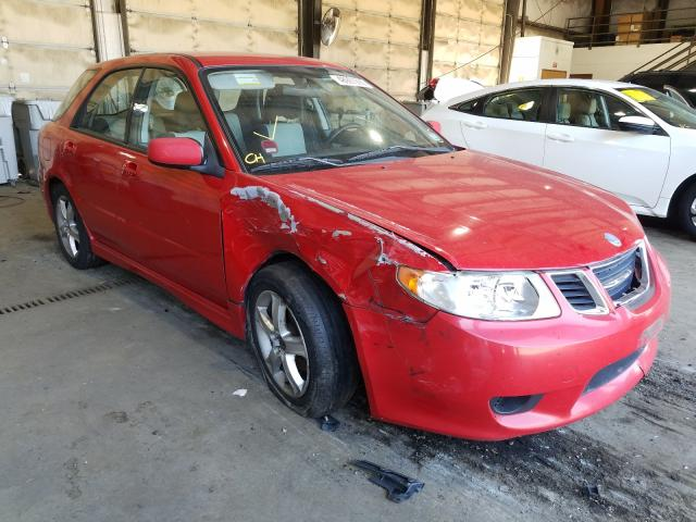 Saab 9-2 Linear salvage cars for sale: 2005 Saab 9-2 Linear