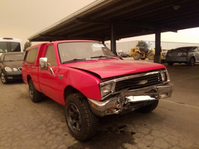Salvage cars for sale from Copart Hayward, CA: 1981 Chevrolet LUV