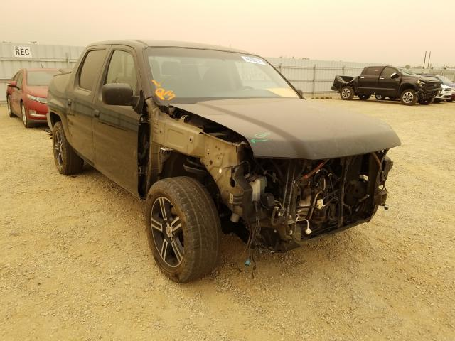 Salvage cars for sale from Copart Anderson, CA: 2012 Honda Ridgeline