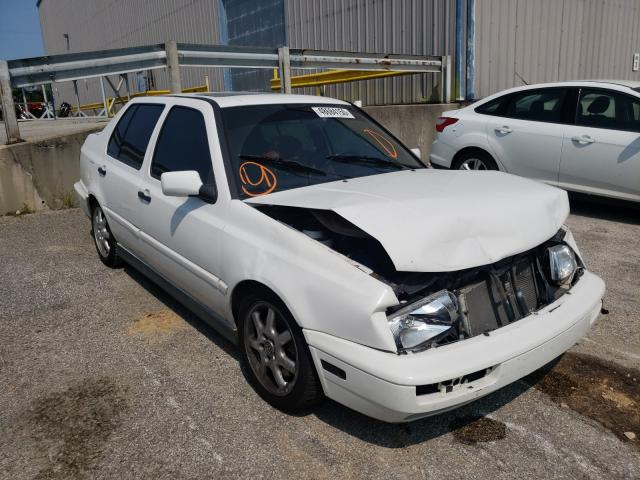 Volkswagen Jetta GLX salvage cars for sale: 1997 Volkswagen Jetta GLX