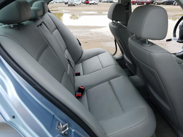 2010 BMW 3 series | Vin: WBAPK7C52AA462853
