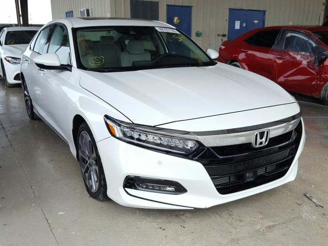 Salvage cars for sale from Copart Homestead, FL: 2019 Honda Accord TOU