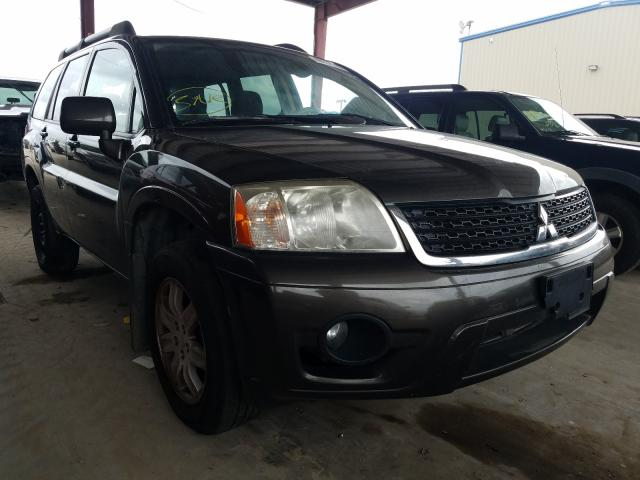 Salvage cars for sale from Copart Wilmer, TX: 2011 Mitsubishi Endeavor L