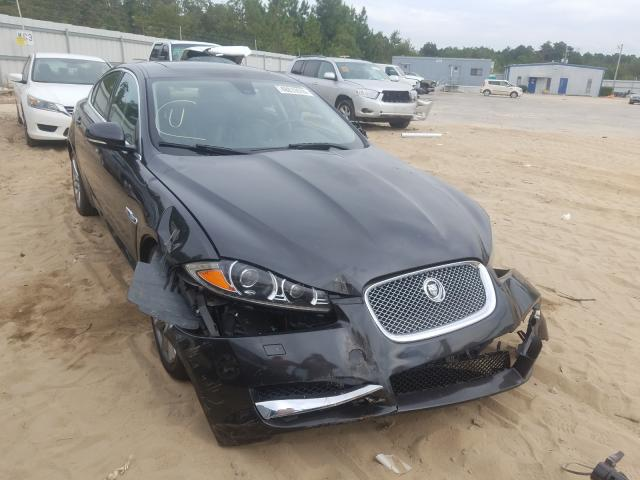 Jaguar XF salvage cars for sale: 2013 Jaguar XF