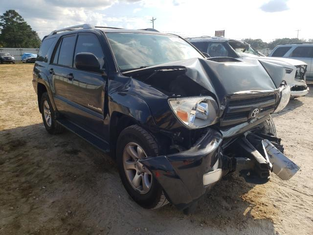 Salvage cars for sale from Copart Newton, AL: 2005 Toyota 4runner SR