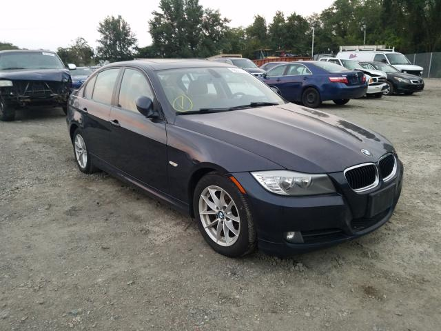 BMW 3 Series salvage cars for sale: 2010 BMW 3 Series