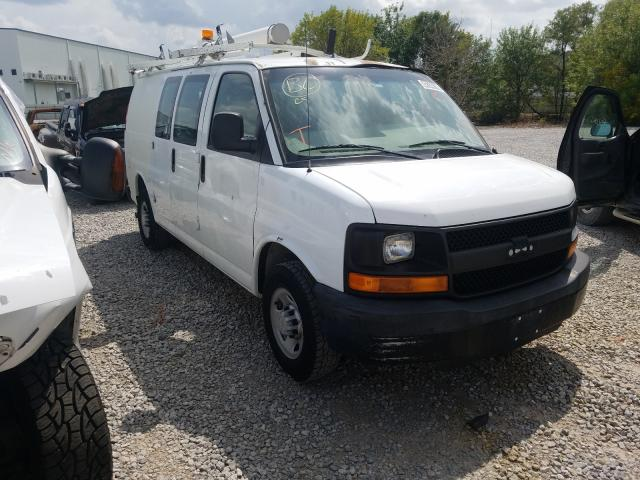 Chevrolet Express G2 salvage cars for sale: 2006 Chevrolet Express G2