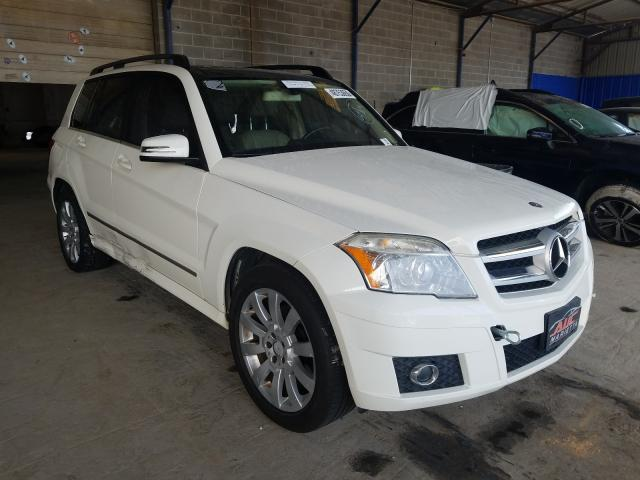 Salvage cars for sale from Copart Cartersville, GA: 2012 Mercedes-Benz GLK 350 4M