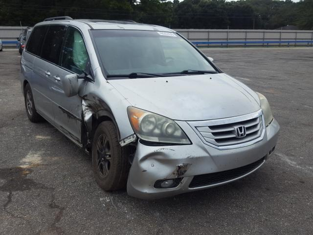 Honda salvage cars for sale: 2009 Honda Odyssey TO