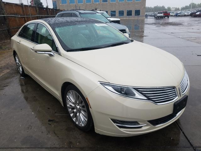 Vehiculos salvage en venta de Copart Littleton, CO: 2014 Lincoln MKZ