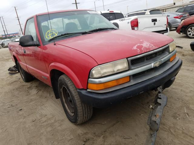 Chevrolet S Truck S1 salvage cars for sale: 1998 Chevrolet S Truck S1
