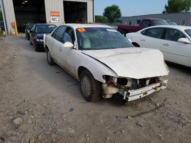 Buick Century CU,Century LI,Century LT,Century SP salvage cars for sale: 2005 Buick Century CU