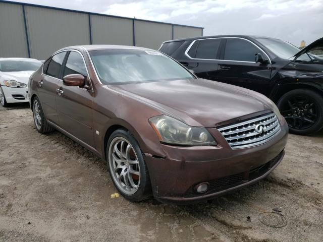 Infiniti salvage cars for sale: 2006 Infiniti M45 Base