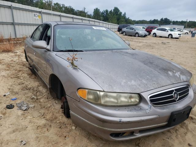 Salvage cars for sale from Copart Gaston, SC: 1997 Buick Regal LS