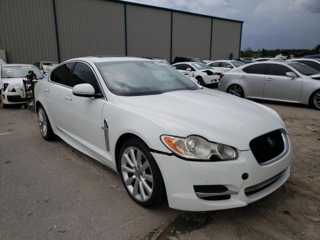 Jaguar salvage cars for sale: 2011 Jaguar XF