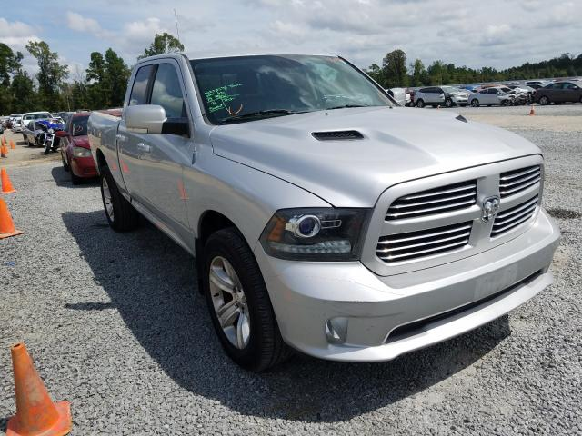 Dodge Vehiculos salvage en venta: 2013 Dodge RAM 1500 Sport