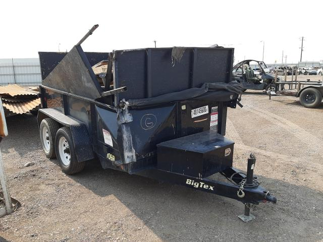 Big Tex salvage cars for sale: 2016 Big Tex Trailer