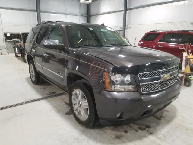Salvage cars for sale from Copart Greenwood, NE: 2010 Chevrolet Tahoe K150
