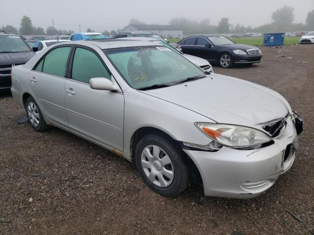 Salvage cars for sale from Copart Columbia Station, OH: 2003 Toyota Camry LE