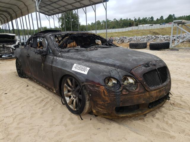 Bentley Continental salvage cars for sale: 2008 Bentley Continental