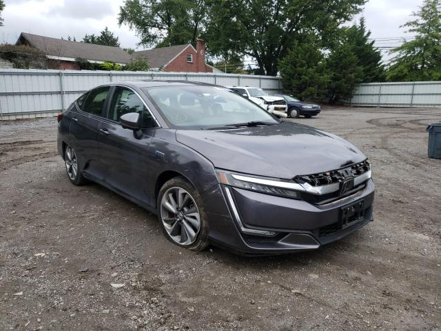 Salvage cars for sale from Copart Finksburg, MD: 2018 Honda Clarity
