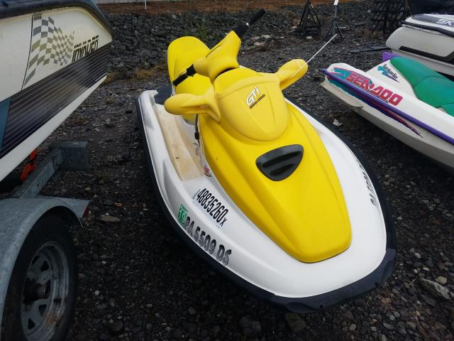 Bombardier salvage cars for sale: 1997 Bombardier Seadoo
