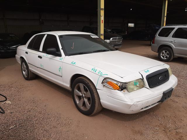 Ford Crown Victoria salvage cars for sale: 2011 Ford Crown Victoria